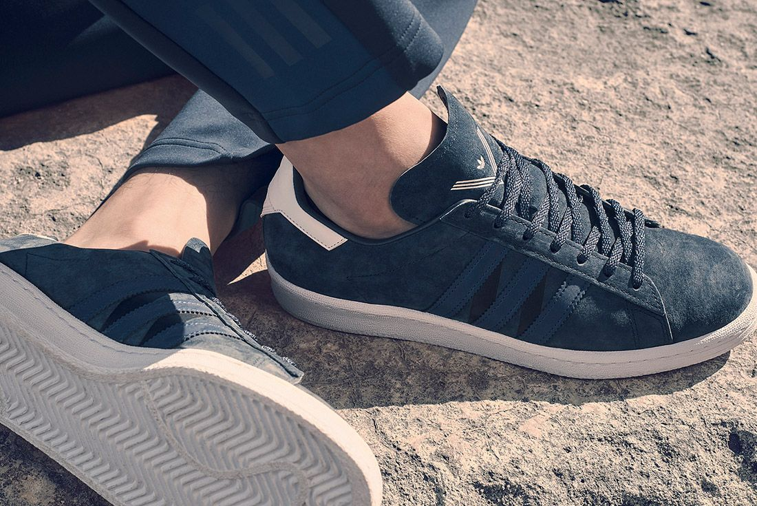 White Mountaineering Adidas On Foot 2