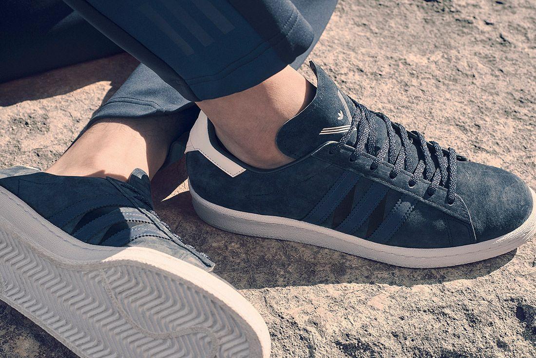 White Mountaineering Adidas On Foot 2