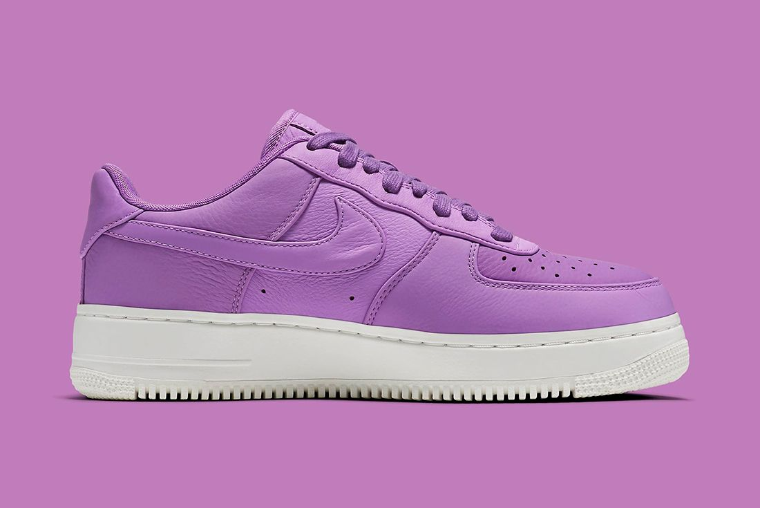 Nike Lab Reveals New Air Force 1 Colourways For 20173