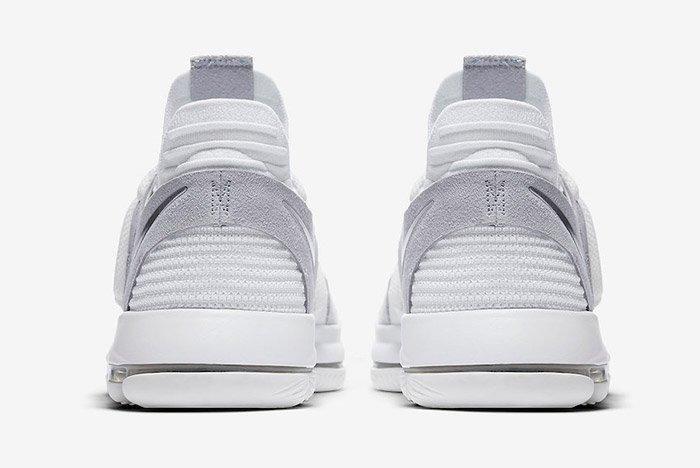 Nike Zoom Kd 10 Pure Platinum 2 1