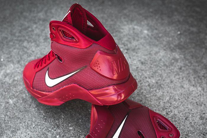 Nike Hyperdunk 08 Gym Red 7