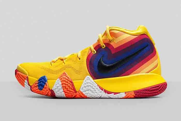 Nike Kyrie 4 Decades Pack 70S