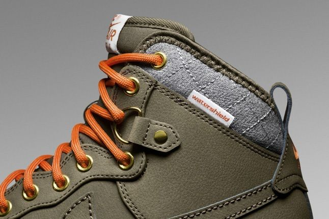 Nike Snearboots 2013 Af1 Duckboot 2