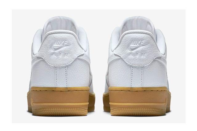 Nike Af1 White Gum 5