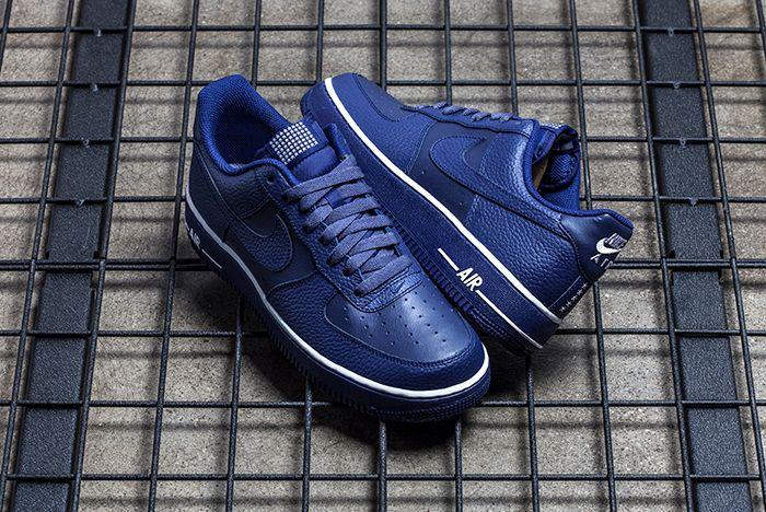 Nike Af1 Loyal Blue 1