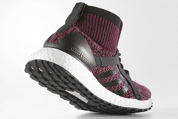 Adidas Ultra Boost X Atr Mystery Ruby 5