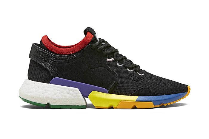 Social Status Adidas Consortium Pod System Black F34324 Release Date Lateral