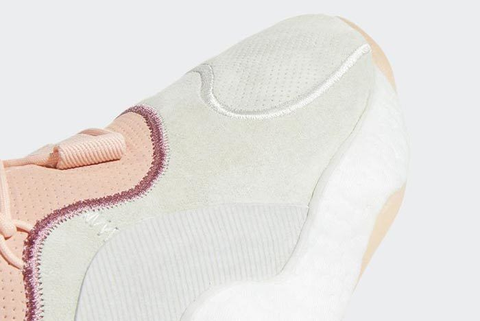 Adidas Crazy Byw Pink 3