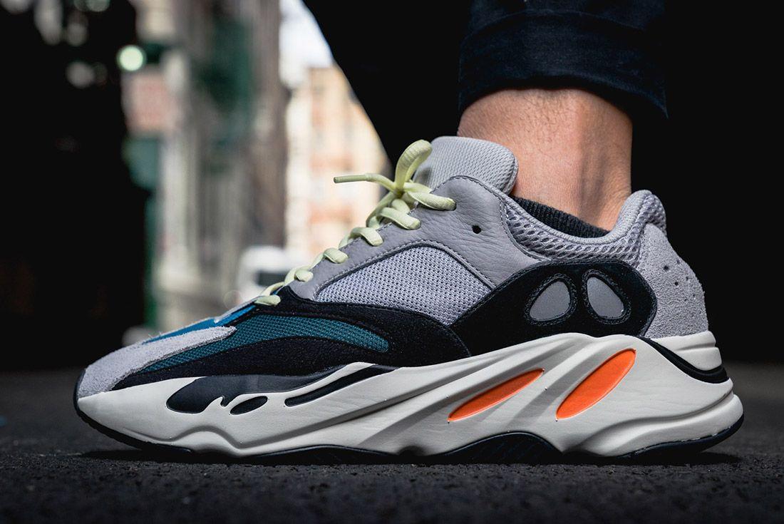 Adidas Yeezy 700 On Foot 2