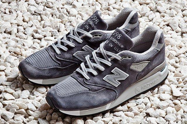 Nb 998 Usa Grey Made In Usa
