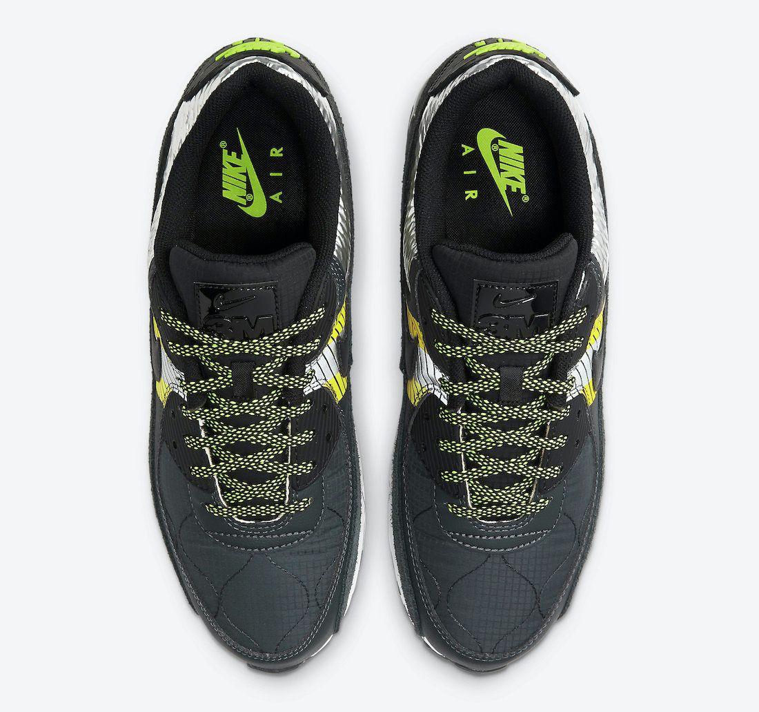 Nike Air Max 90 3M Top