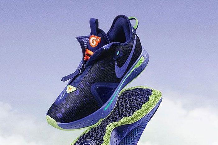 Nike Pg 4 Gatorade Release Date Promo