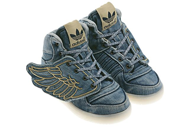 Adidas Originals Jeremy Scott Kids Denim Wings 03 1