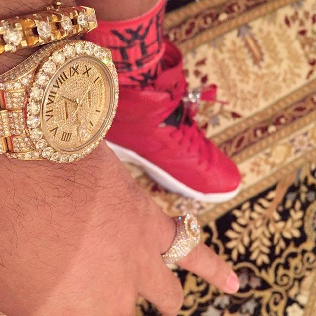 Sneaker Style Profile Dj Khaled 33