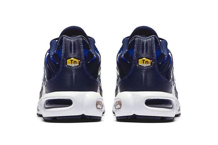 Nike Air Max Plus Gradient Blue Yellow 5