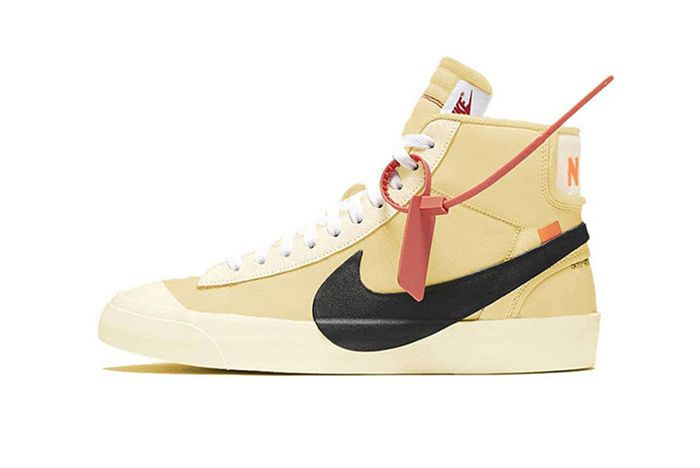Off White X Nike Blazer Release 1