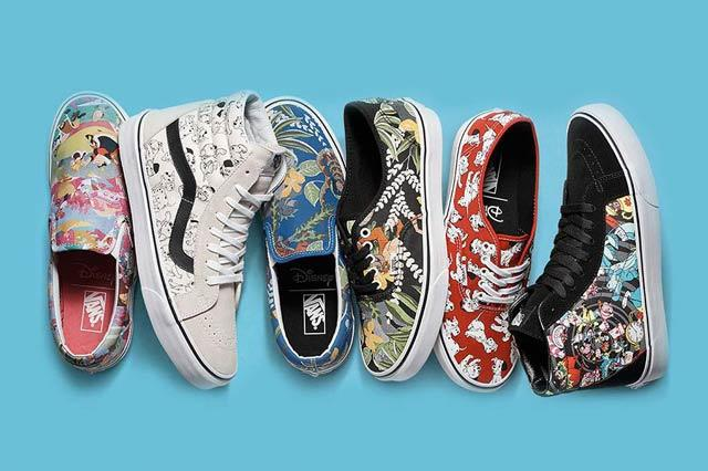 Disney X Vans Holiday Pack