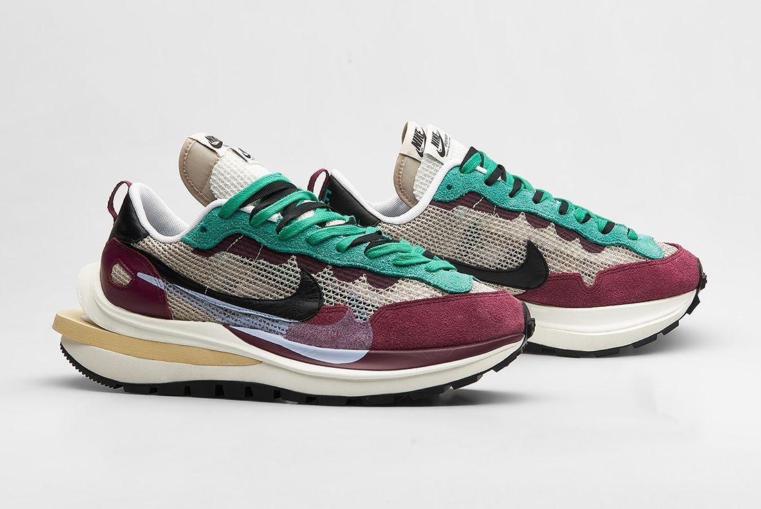 Nike x sacai VaporWaffle 'String'