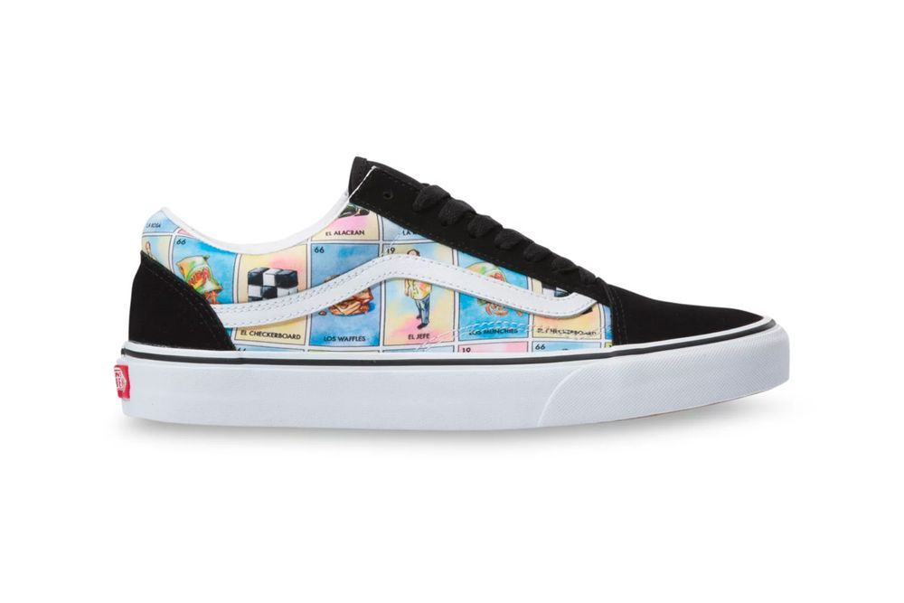 Vans Lotería Old Skool Right