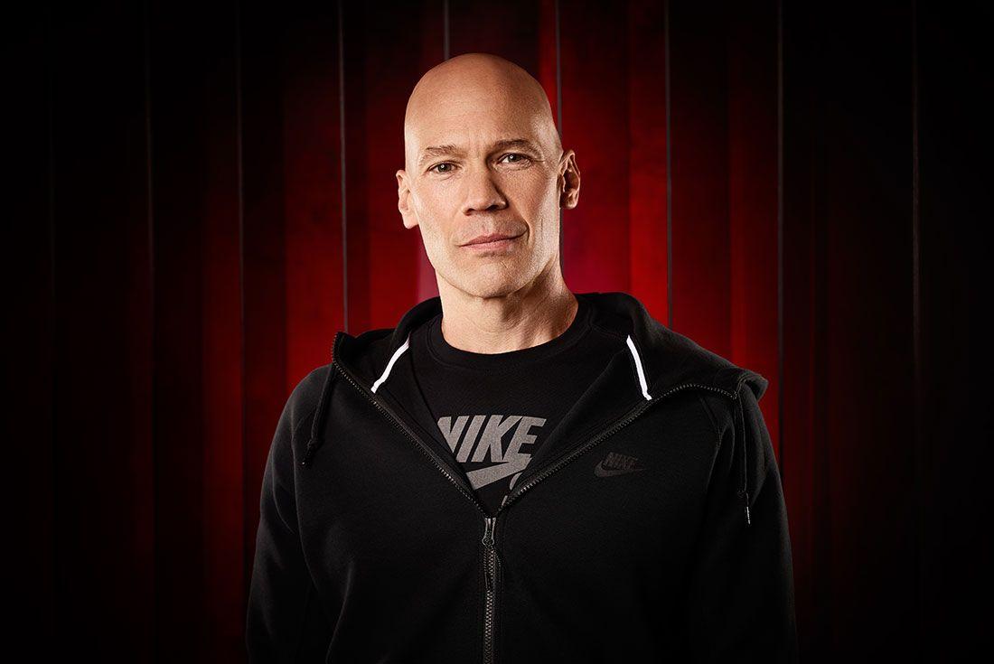Eric Avar Nike Designer