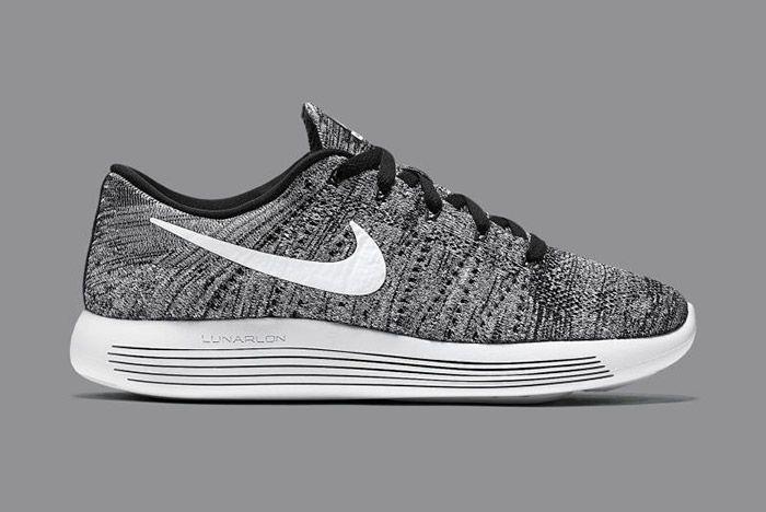 Nike Lunarepic Flyknit Low Oreo 2