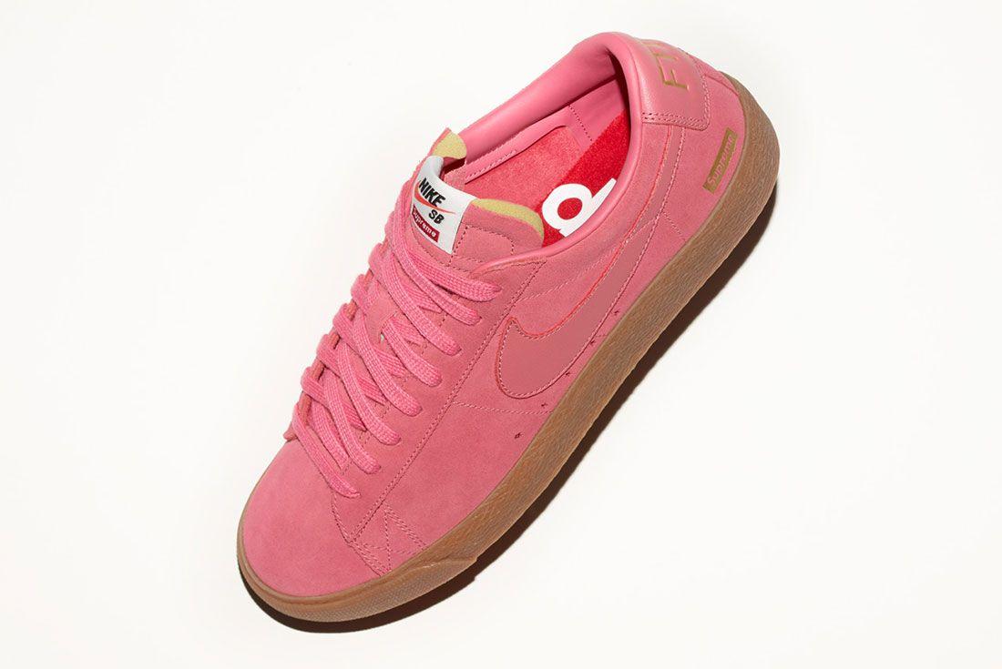 Supreme X Nike Sb Blazer 14
