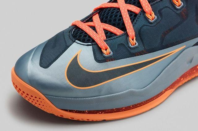 Nike Lebron 11 Low Magnet Grey 5