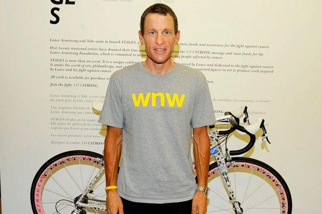 Lance Bike 1
