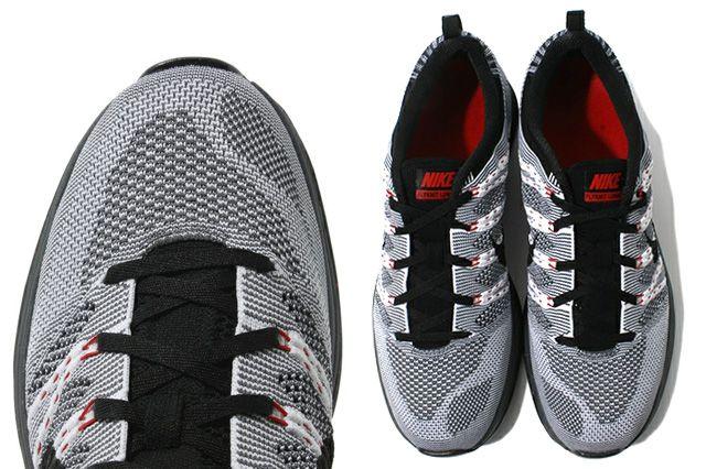 Nike Flyknit Lunar 1 Black Sole 2
