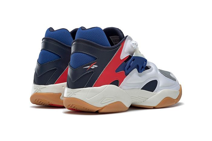 Reebok Pump Court White Collegiate Navy Red Chalk Fv5565 Rear Angle
