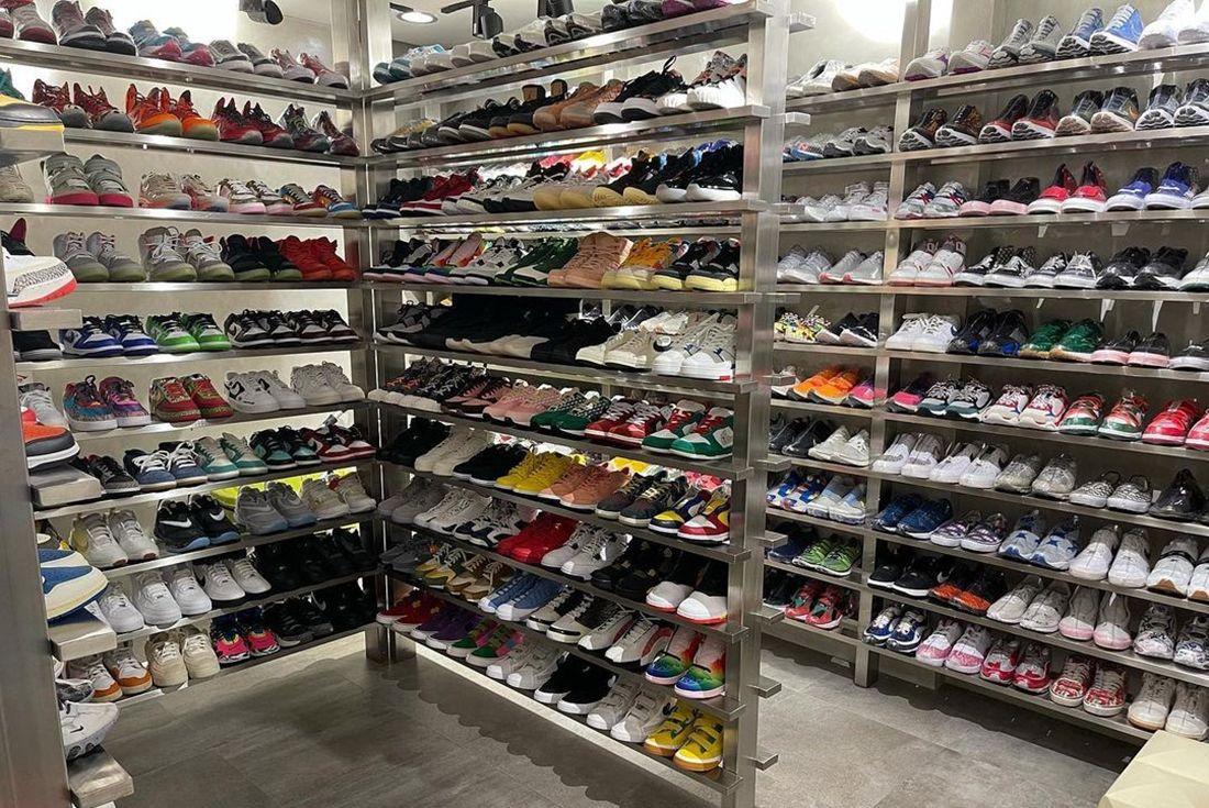 bigboy cheng sneaker vault