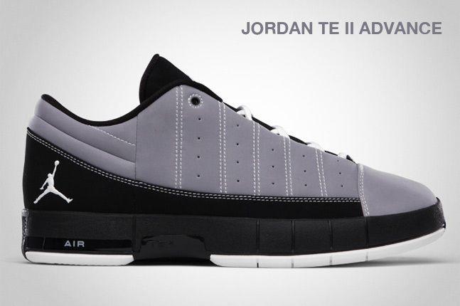 Jordan Te Ii Advance Grey 1