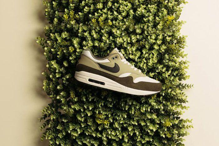 Nike Air Max 1 Medium Olive Canvas 1