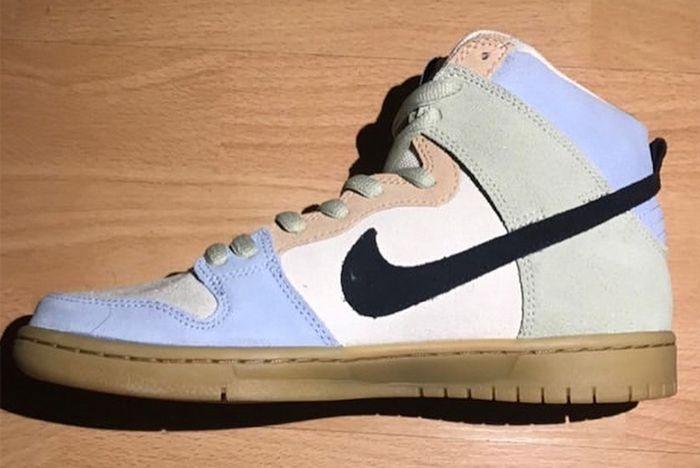 Nike Sb Dunk High Lateral Inside