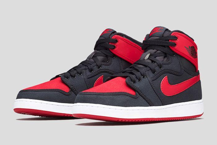 Air Jordan 1 Ko High Blackvarsity Red8