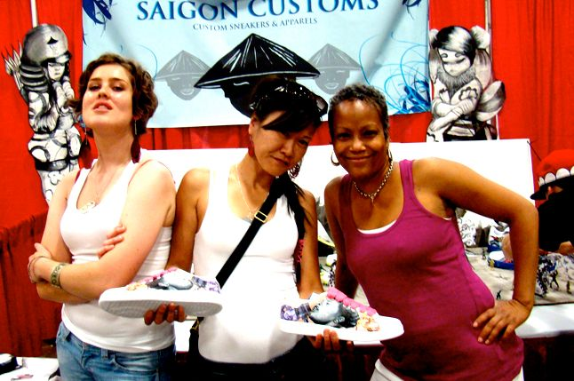 Miss Saigon Customs Interview 28