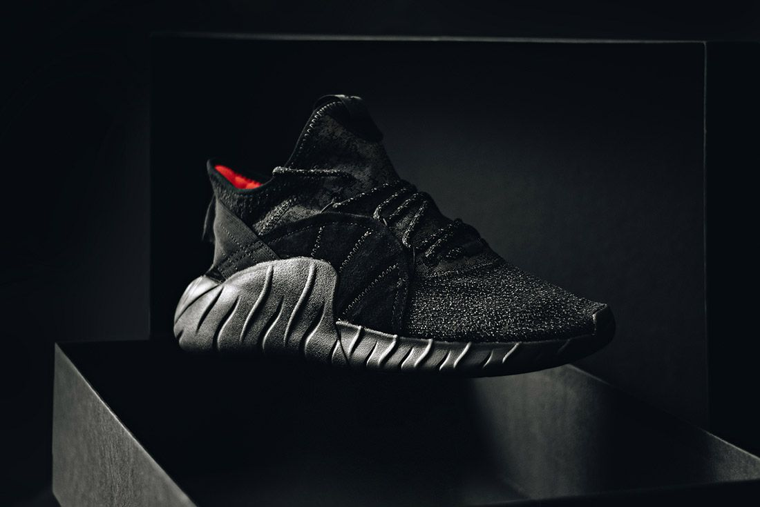 Adidas Tubular Rise Core Black8