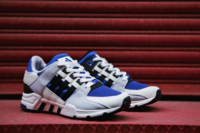 Adidas Eqt 93 Royal Blue Bumperoo 14
