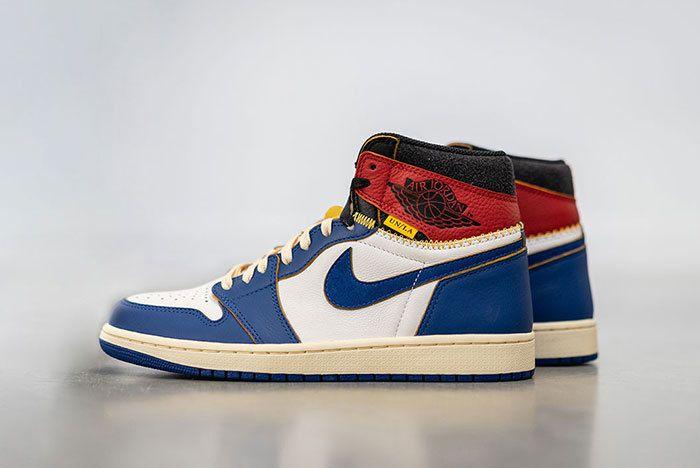 Union Jordan 1 Sneaker Freaker12