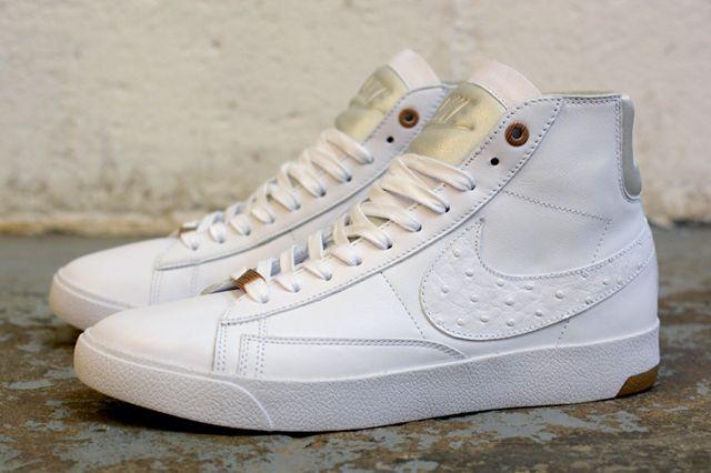 Nike Sportswear White Hot Blazer
