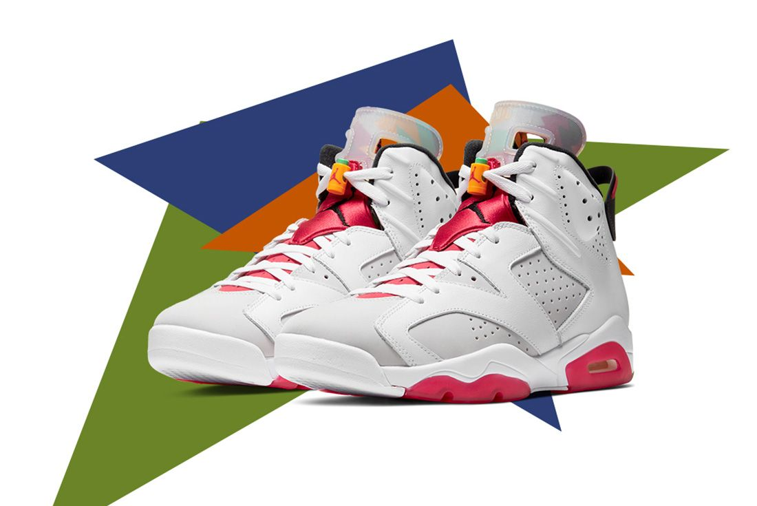 Air Jordan 6 Hare CT8529-062