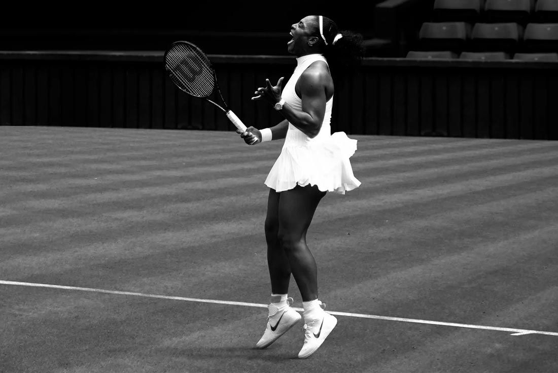 Serena Williams Nike