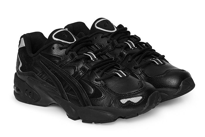 Asics Gel Kayano 5 Triple Black