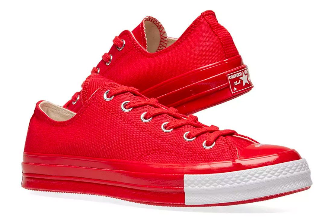 Converse X Undercover Chuck Taylor 1970 S Ox Red Pair