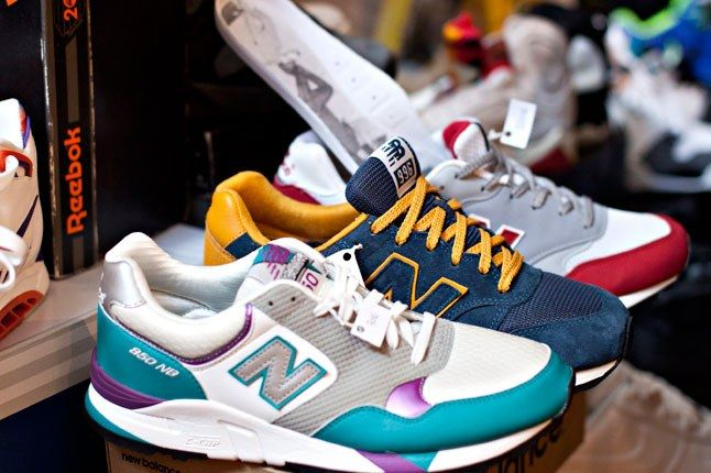 New Balance Sneakerness Stall 2