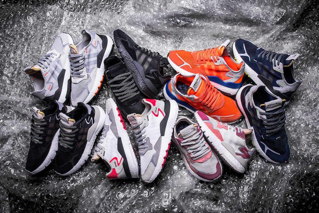 Adidas Nite Jogger Group Pairs