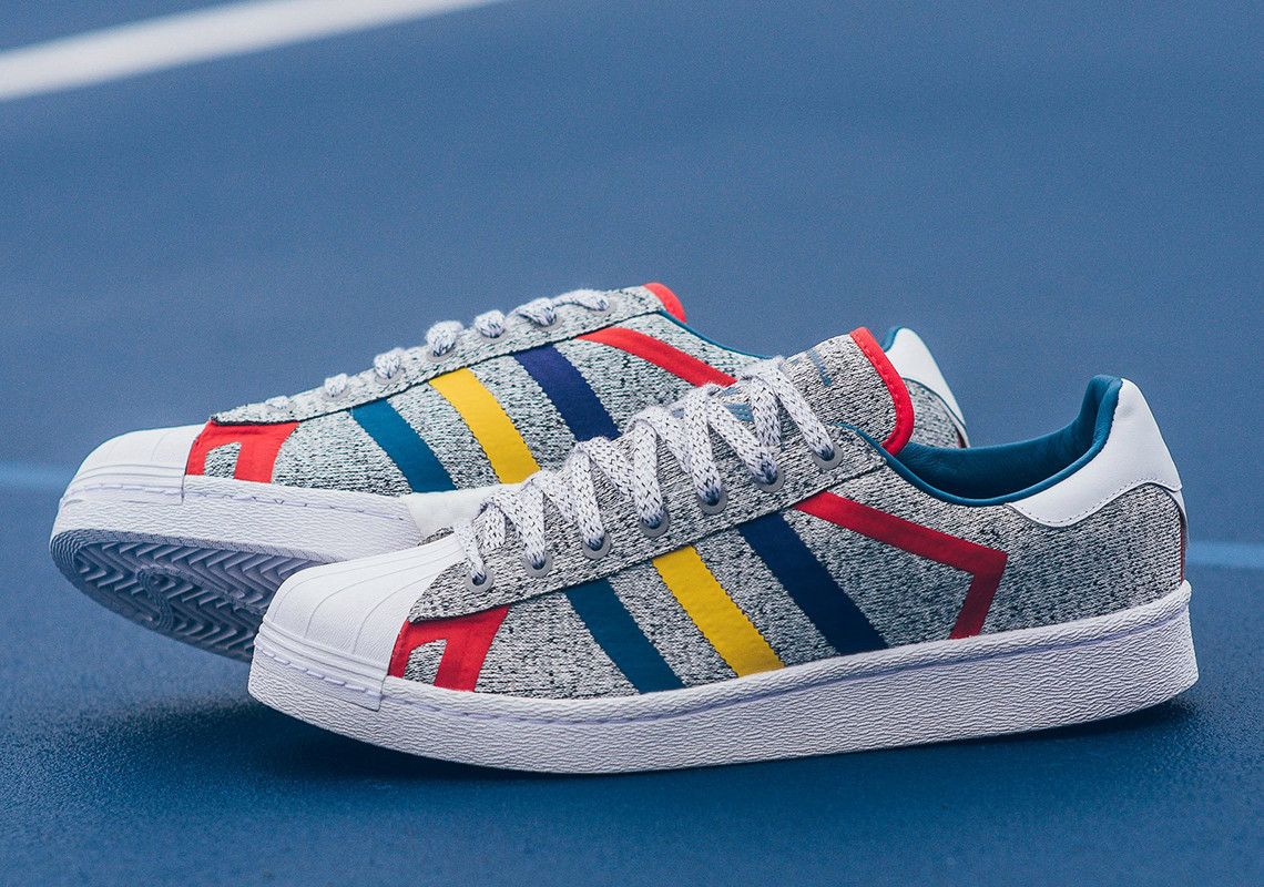 White Mountainerring Adidas Superstar Boost Available Now 9