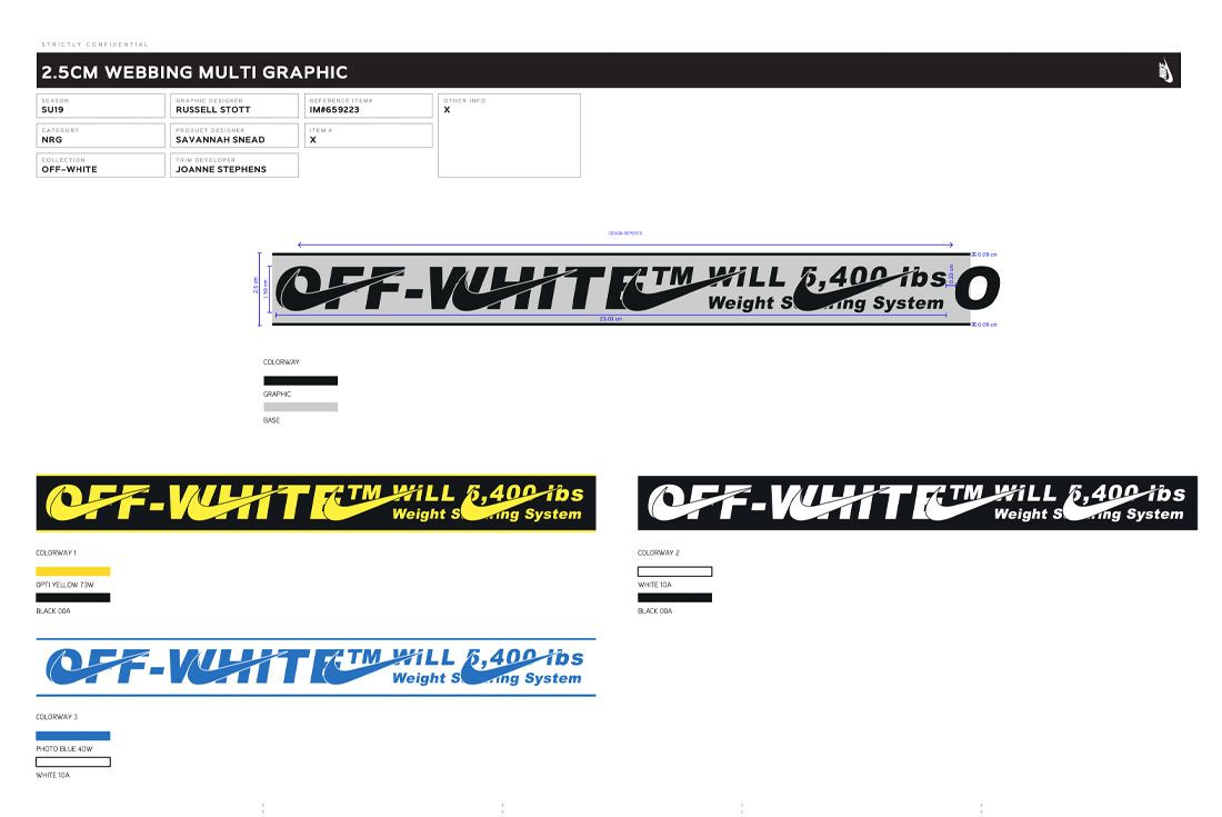 Virgil Abloh Nike Public Domain Website