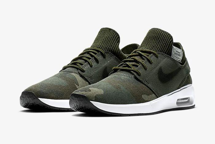 Nike Sb Air Max Janoski 2 Pair