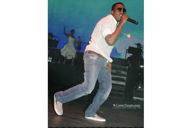 Kanye West Sneaker Style Vans Slip On